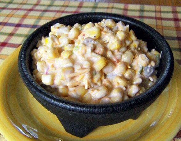 آشنایی با روش تهیه سس پنیر و ذرت مکزیکی