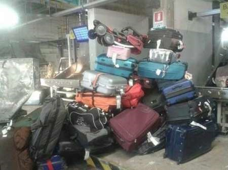 اعتصاب کارکنان شرکت آلیتالیا به هرج و مرج در فرودگاه رم منجر شد