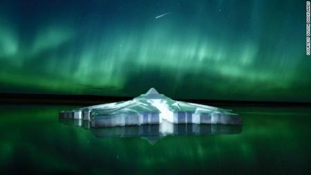 ساخت سردترین هتل شناور جهان در نروژ
