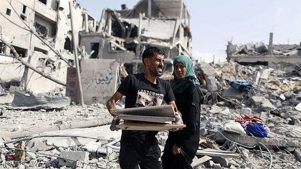 یک ماه جنگ و خسارت ۴ تا ۶ میلیارد دلاری به غزه