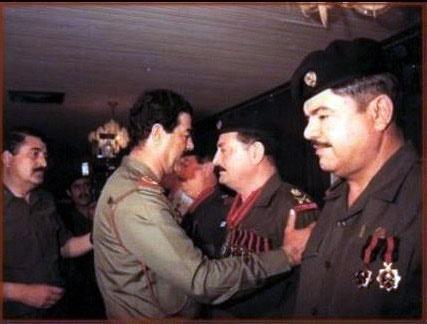 جنازه سرگردان فرمانده ارشد دوران صدام