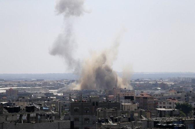رژیم صهیونیستی باردیگر حملات به منقه نوار غزه را از سرگرفت