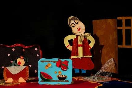کارگاه تئاتر عروسکی خلاق برگزار میشود