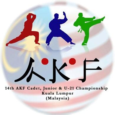 Asia Karate Logo