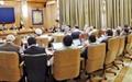 ارائه گزارش عملکرد کمیسیون فرهنگی و معاونت نظارت شورای شهر