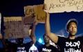 تظاهرات در واشنگتن علیه نژادپرستی پلیس آمریکا
