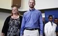 سرم سری و درمان دو  بیمار مبتلا به ابولا