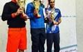 صادقپور قهرمان اسکواش جام بزرگ انقلاب شد