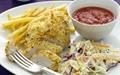 آشنایی با روش تهیه پانکوی ایتالیایی ، مرغ سوخاری رژیمی