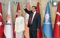 خداحافظی اردوغان با نخست وزیری؛ داوود اوغلو رهبر حزب عدالت و توسعه ترکیه شد