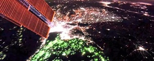 تصاویر ماهوارهای از رنگ مرموز پایتخت تایلند