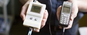 یک وسیله دستی برای آزمایشهای پزشکی در مناطق دورافتاده
