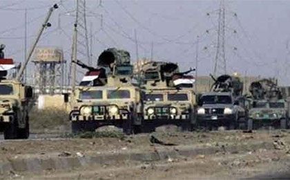 شهر سلیمان بیک عراق آزاد شد