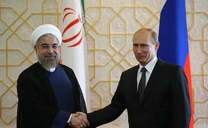 حمایت روحانی و پوتین از توافق جامع ایران و ۱+۵