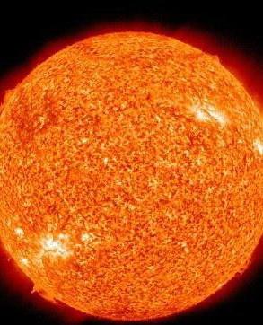 صدای خورشید را بشنوید