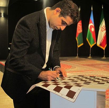 احسان قائم مقامی قهرمان شطرنج جام اکو شد