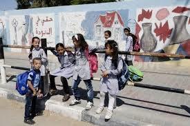 ۹هزارو ۶۰۰ دانشآموز اهل غزه از مدرسه جا ماندند