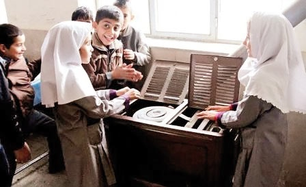 بخاری-مدرسه