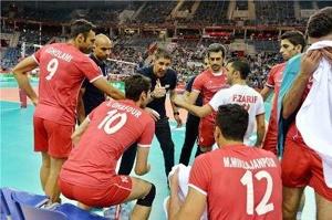 والیبال قهرمانی جهان / ایران ؛ پرکارترین تیم مسابقات