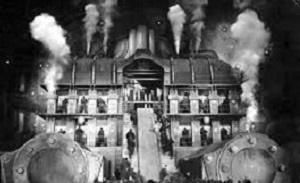 متروپلیس ساخته فریتز لانگ آلمانی محصول ۱۹۲۷