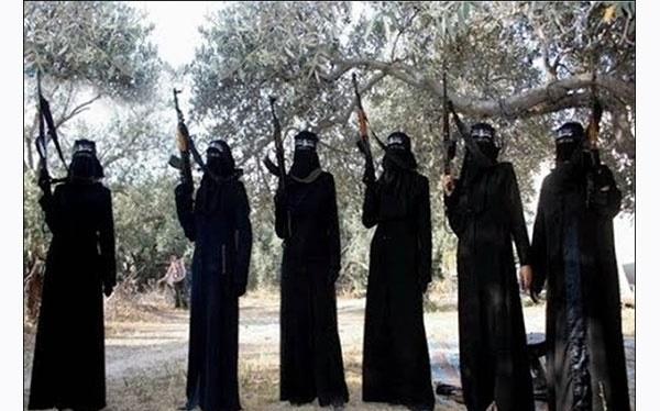 آشنایی با ۷ زن خطرناک گروه تروریستی داعش