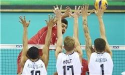 ایران ۳ - آمریکا ۲ ؛ پیروزی تیم ملی ایران برابر آمریکا / قهرمان لیگ جهانی به زانو درآمد
