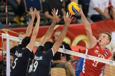 تیم ملی ایران برای اولین بار در تاریخ در جایگاه ششم رقابتهای جهانی والیبال ایستاد