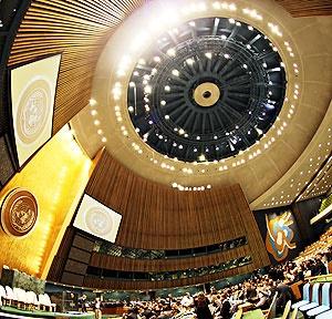 سایه ابولا، تروریسم و دیگر بحرانها بر مجمع عمومی سازمان ملل