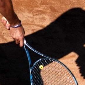 قهرمانی گیاهی و رضایی در تنیس آدینه جام آپت