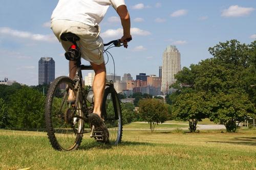 نتایج پیادهروی یا دوچرخهسواری به سوی محل کار