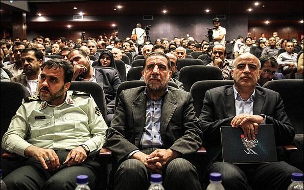 گزارش تصویری، رونمایی از فرهنگنامه جامع شهدای شهر تهران