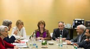 دیدار سهجانبه وزرای خارجه ایران و آمریکا و اشتون