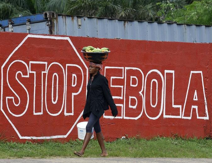 ebola ۷