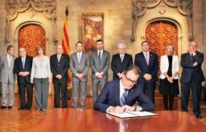 رویارویی بارسلونا و مادرید برای جدایی