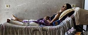 گزارش وضعیت؛ بازماندگان زنده جنگ غزه