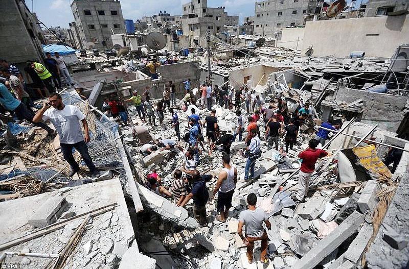 تحقیقات دادستان کل سوئد در مورد جنایتهای رژیم صهیونیستی در غزه