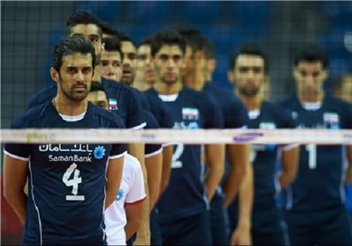 گزارش شبکه تلویزیونی فرانسه از والیبال و بسکتبال ایران