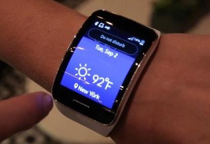 سامسونگ یک ساعت هوشمند جدید معرفی کرد