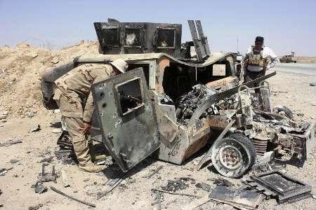 خبرگزاری فرانسه: تروریستهای داعش سلاحهای آمریکایی در اختیار دارند