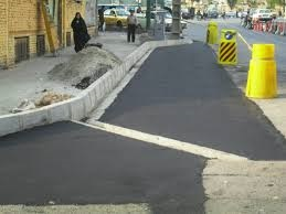 اصلاح هندسی خیابان
