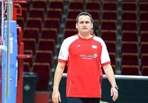 والیبال قهرمانی جهان / ایران-آرژانتین؛ یک دقیقه سکوت به یاد معدنی