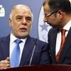 جلسه رای اعتماد به وزرای دفاع و کشور در پارلمان عراق