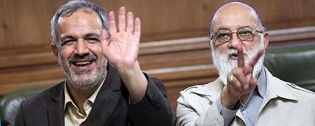 چمران ۱۸ ؛ مسجد جامعی ۱۳ / چمران رئیس شورای شهر تهران شد؛ طلایی نائب رئیس شد
