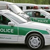 ساماندهی گشتهای پلیس۱۱۰ تهران
