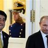 آبه سفر پوتین به ژاپن را لغو کرد