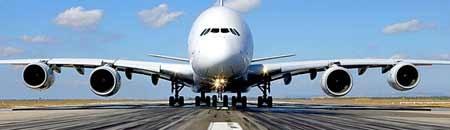 ورود نخستین ایرباس پهن پیکر به فرودگاه امام؛ ایران سومین مقصد پروازی A۳۸۰