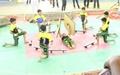 نونهالان اصفهان قهرمان مسابقات زورخانهای کشور شدند