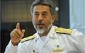 نیروی دریایی ایران حضور مقتدر در آب های آزاد دارد