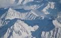 بزرگترین یخچال طبیعی ایران تَرَک برداشت/ کلاردشت در معرض سیل