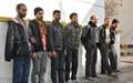 ۱۷۶ تروریست در ریف دمشق تسلیم نیروهای دولتی شدند
